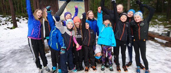 Miniläger på Järlagården 20-21 jan