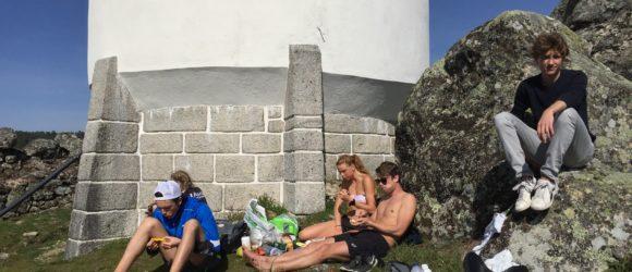 Rapport från teknikläger i ett soligt Portugal