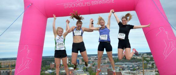 Stort tack till alla Stockholms Brantastes funktionärer!