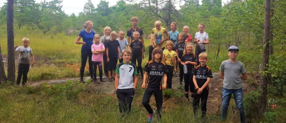Inbjudan till Järlas Äventyrsvecka 2018