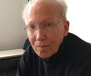Till minne av Nils-Erik Eriksson 1935-2018