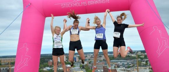 Anmäl dig som funktionär till Stockholms Brantaste 26 maj