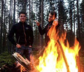 Jens, Erik och Karro uttagna till landslagsuppdrag