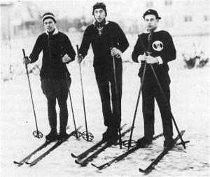 Olle Hellberg, Sven Cederholm, Anders Hellstenius